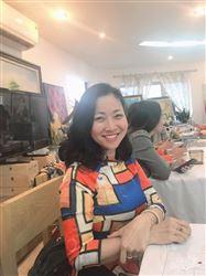 Chị Trương Thị Hoa