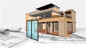 Mô phỏng quá trình xây dựng 1 căn nhà ở Châu Âu