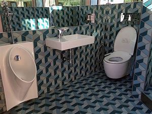Sai lầm khi thi công nhà vệ sinh, phòng tắm